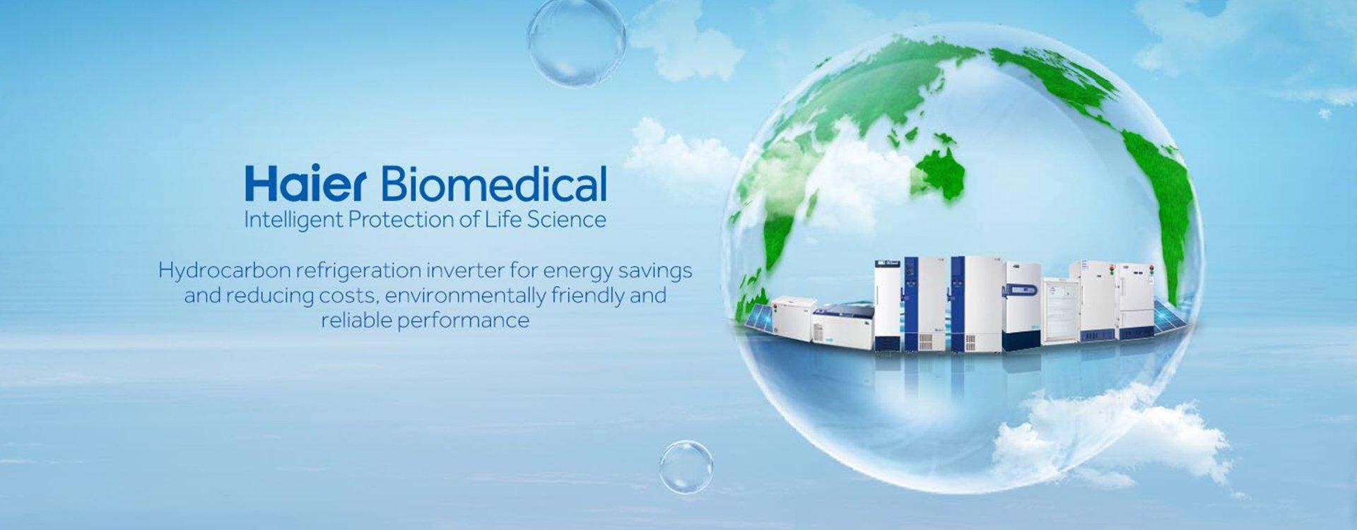 Haier Biomedical - Intelligent Protection of Life Science - Laboratuvar Cihaz ve Ürün Satışı