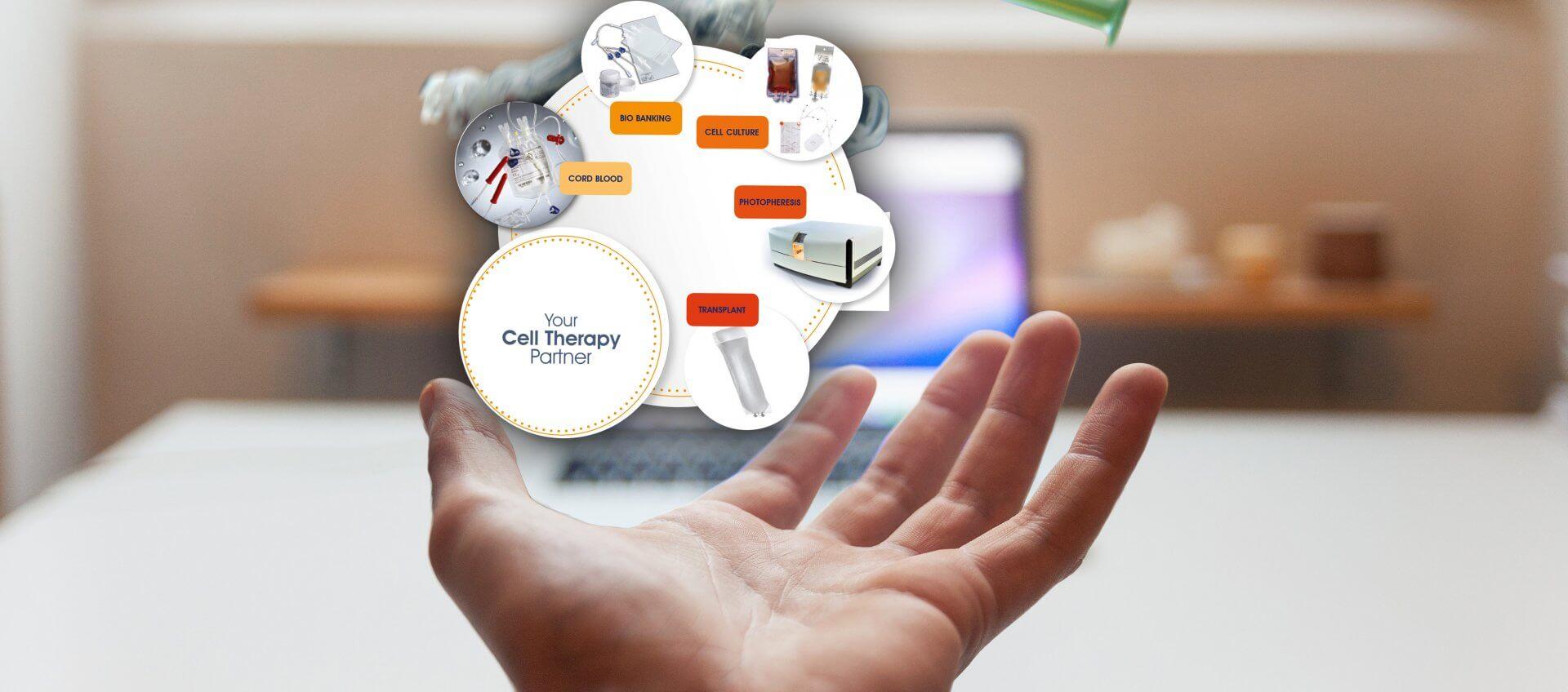 Kordon Kanı Kemik İliği işlem ve dondurma torbalarına kaliteli çözüm - Laboratuvar Malzemeleri ve Cihazları, İstanbul ve Ankara