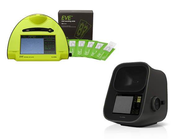 Hücre Sayım Cihazları (EVE ve EVE Plus)