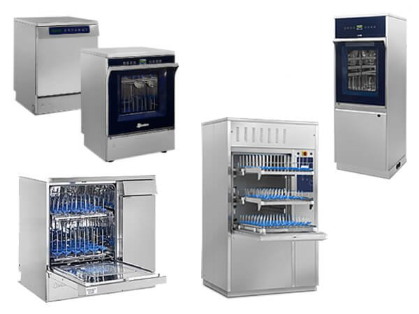 Laboratuvar Tipi Cam Malzeme Yıkama Dezenfeksiyon Makineleri