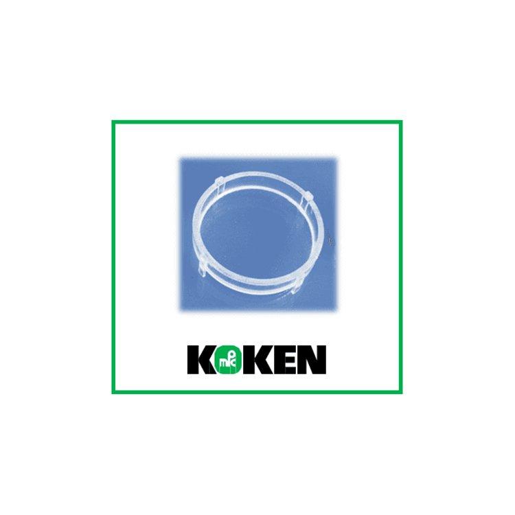 6 well kültür pleyt atelokollajen membran(24 adet)Koken