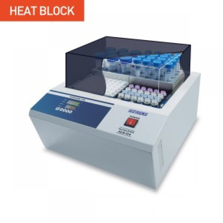 ALB-H4 Isıtıcı Blok