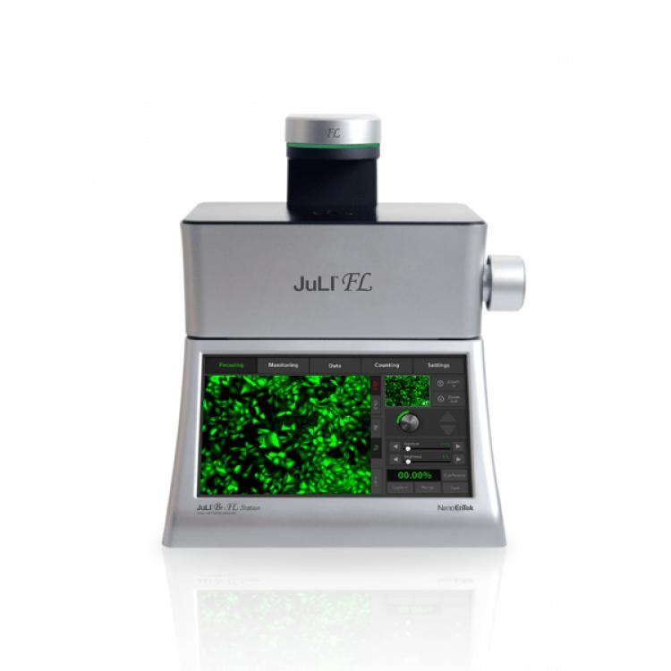 JuLI FL Canlı Florasan Hücre Görüntüleme Analizörü - Labor İldam