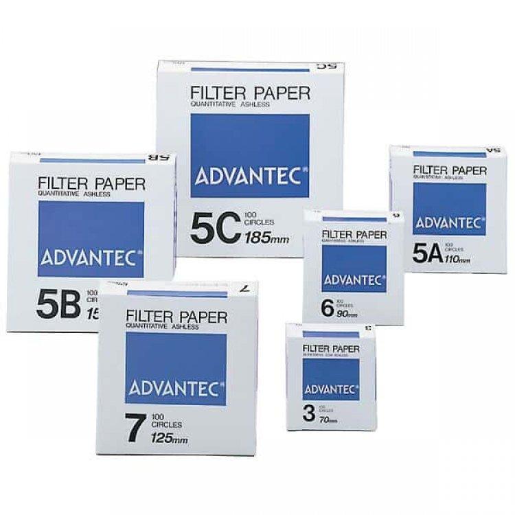Kantitatif ve Kalitatif Filtre Kağıtları
