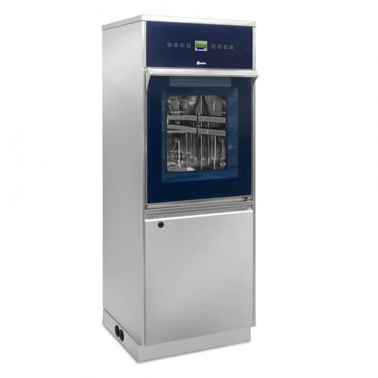 LAB 600 Lab Tipi Cam Malzeme Yıkama Makinası