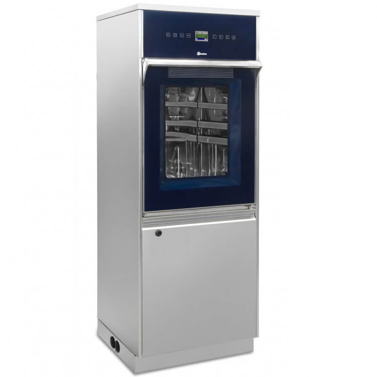 LAB 610 Lab Tipi Cam Malzeme Yıkama Makinası