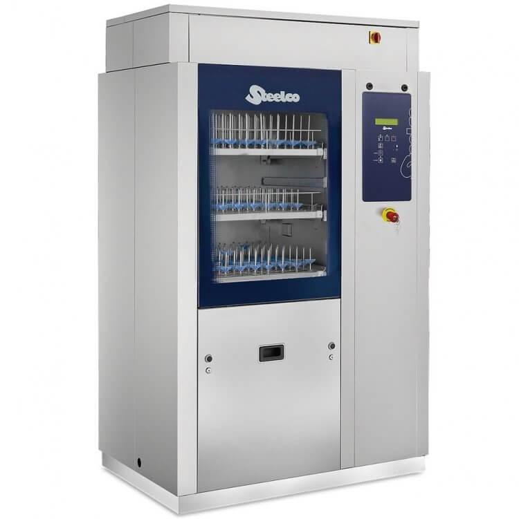 LAB 900 Lab Tipi Cam Malzeme Yıkama Makinası
