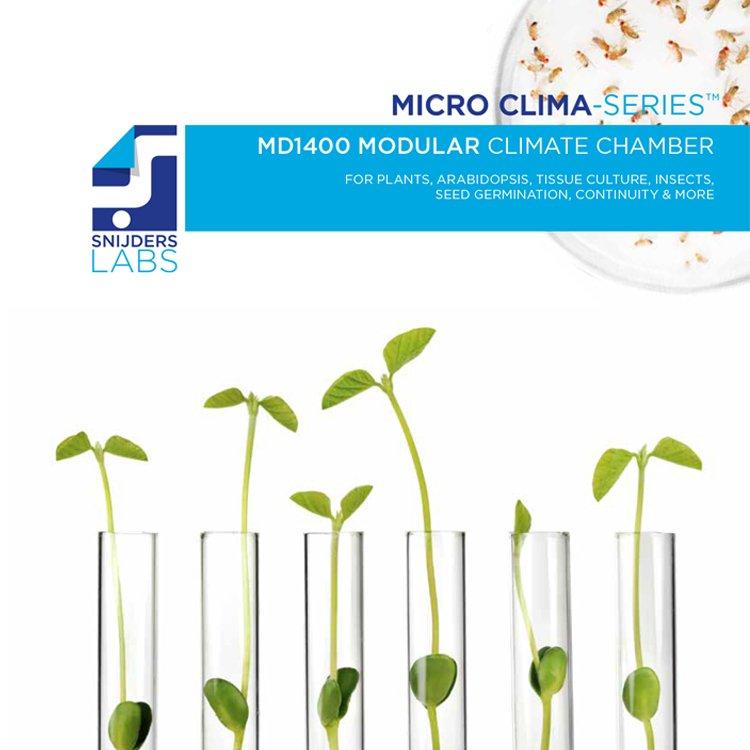 Micro Clima Serisi Modüler İklim Kabini
