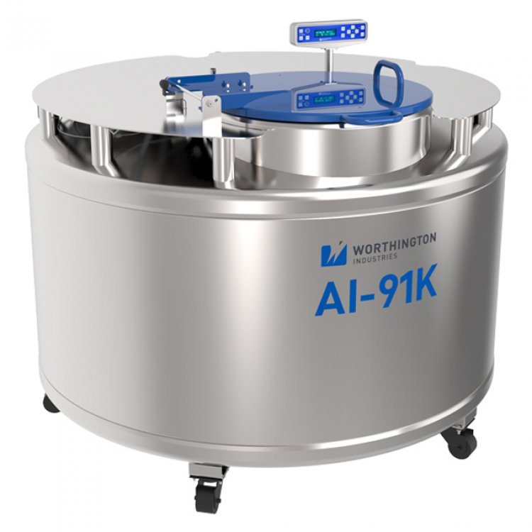 AI-91K Bulk Sperma Depolama Tankı