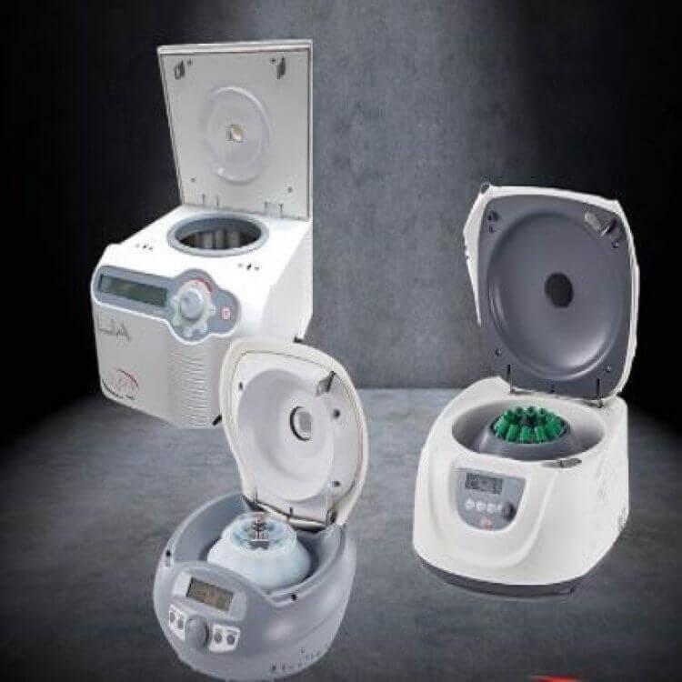 LIA Mini Mikro Labo Model Santrifüj Cihazları