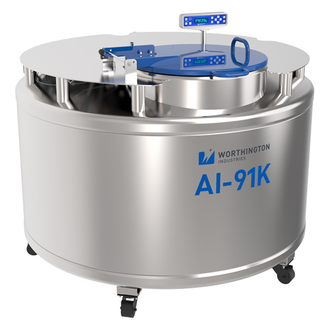 AI-91K Bulk Sperma Depolama Tankı - Ürün Resmi