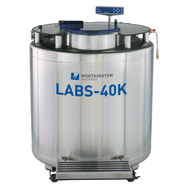 LABS Serisi Biyobanka Örnek Saklama Tankı - Ürün Resmi
