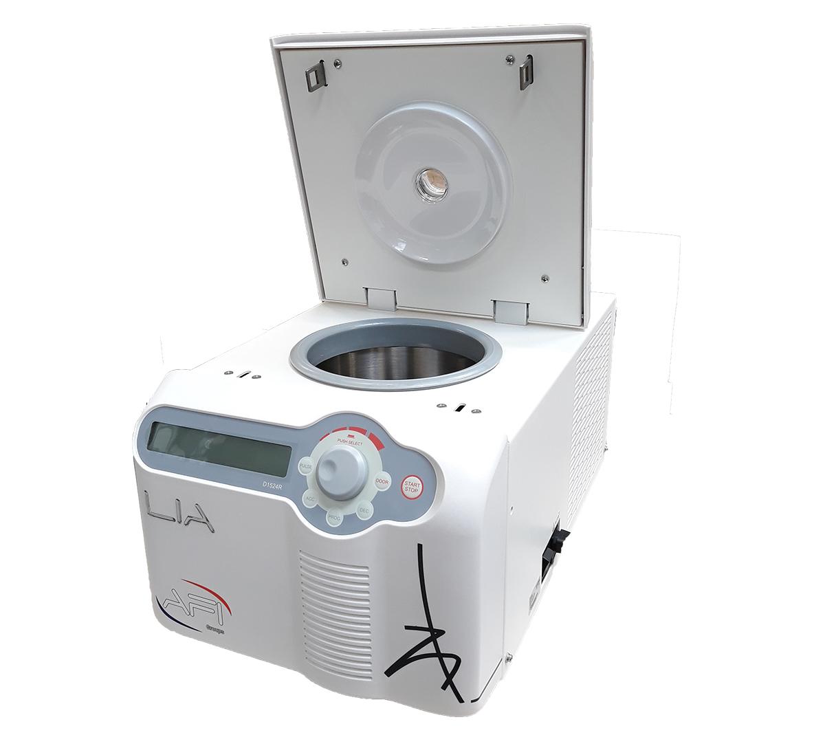 LIA Mini Mikro Labo Model Santrifüj Cihazları - Ürün Resmi