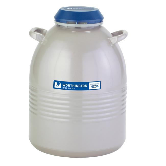 HC Serisi Yüksek Kapasiteli Kanisterli Örnek Saklama Tankı - Ürün Resmi