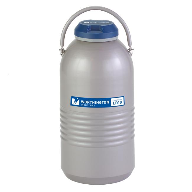 LD Serisi Sıvı Azot Depolama Tankları - Ürün Resmi